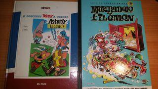 Lote 5 cómics variados rebajados