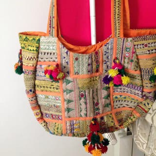 Bolso Hippy, Banjara bag