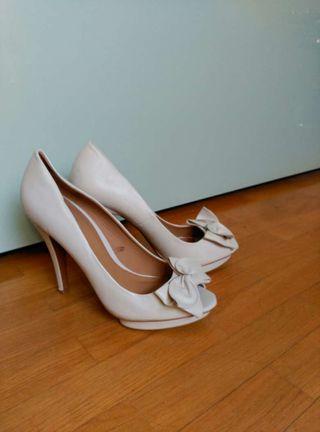 Zapatos de piel talla 40