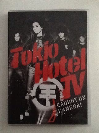 TOKIO HOTEL Dvd