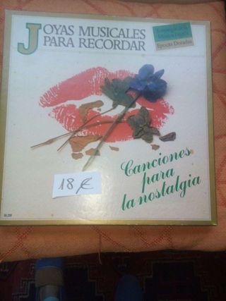 Vinilos 3LPs joyas musicales
