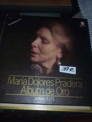 Vinilos LPs 4 Álbum de oro