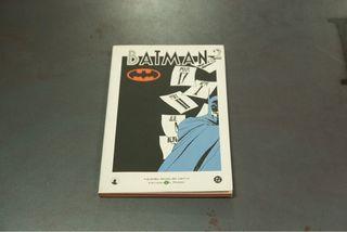 Libro Cómic Batman