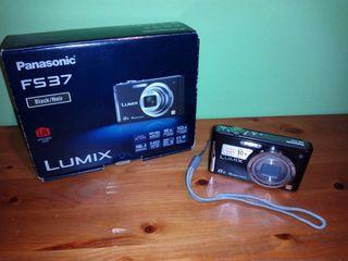 Camara de fotos. Panasonic FS37 8x 16 megapixeles