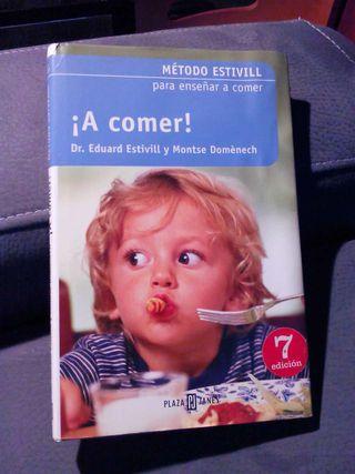 Libro A COMER de Eduardo Estivill