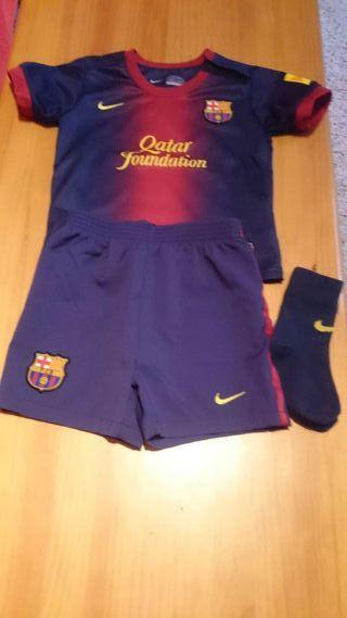 Equipaje F C Barcelona