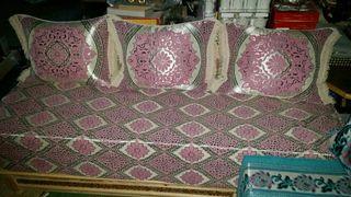 Salón árabe típico