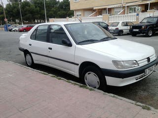 Peugeot 306 1.4 gasolina