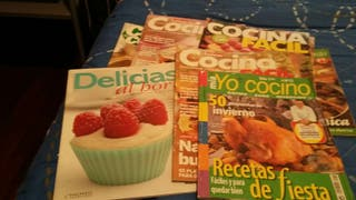 Revistas de cocina c.u