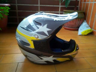 Casco motocross/enduro HEBO