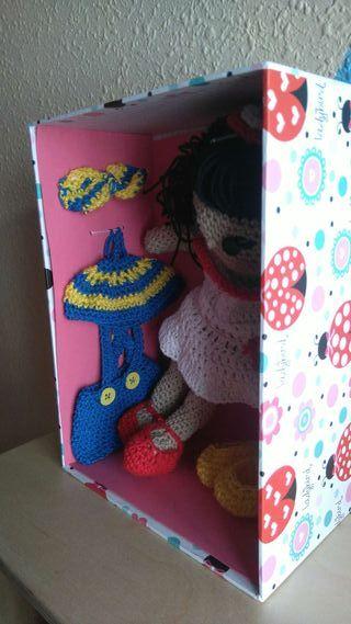 Muñecas de hilo