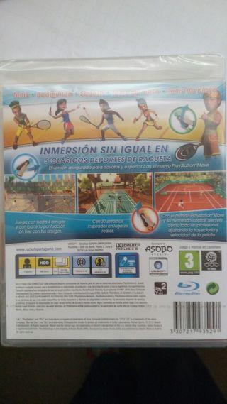 Racket Sports play3
