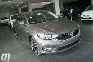 Fiat Tipo Nuevo Diésel 120 cv