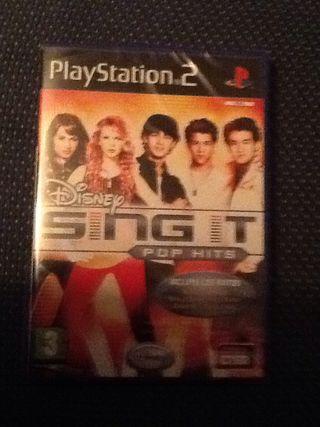 PlayStation 2 - Sing It Karaoke Camp Rock