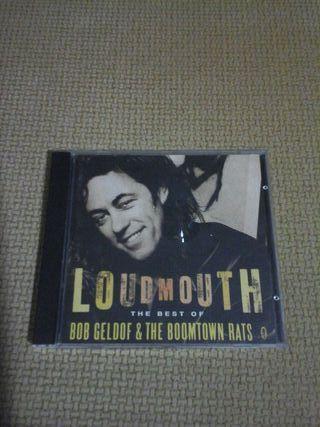 Cd de BOB GELDOF & THE BOOMTOWN RATS