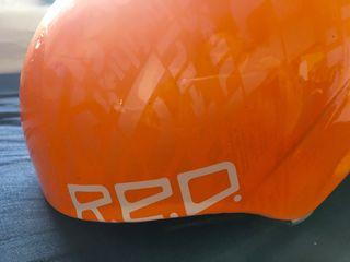 Casco De Esquí ó Snowboard RED Sin Estrenar!