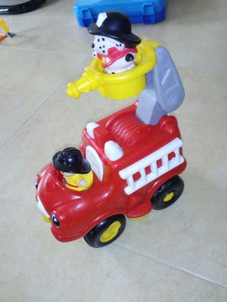 Camion de bomberos Fisher Price