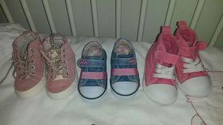 Zapatillas zapatos 20 21 pablosky zara