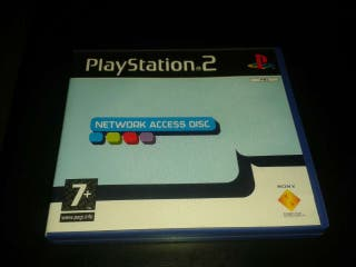 network access disc