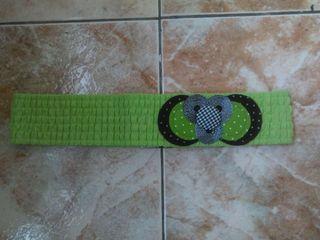 Cinturón marca handmade