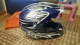 Casco Axo motocross enduro