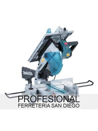 Ingletadora Con Sierra De Mesa Makita LH1201FL