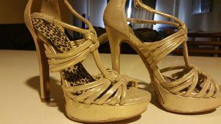 Por € La En Barrio 40 Mano Segunda Jessica SimpsonDe Zapatos FKJl1Tc
