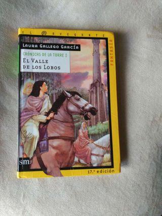 Libro de Laura Gallego