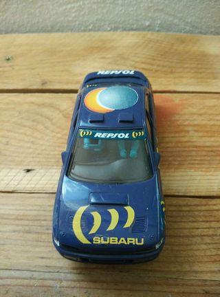 Coche Subaru Scalextric