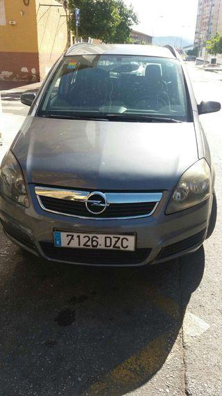 Opel zafira año 2006