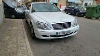 Mercedes benz S320 CDI Automatico