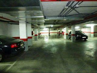 Alquilo dos plazas de garaje en calle real