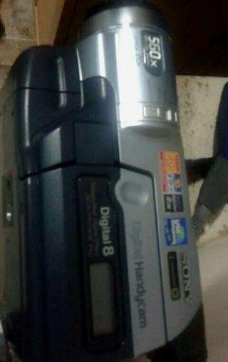 Cámara de video digital 8mm