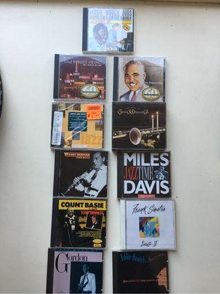 Lote De Discos De Jazz