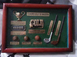 Cuadro golf