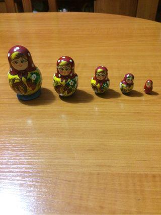 Muñecas Majoricas