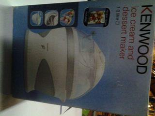 Máquina ELTA para hacer helados