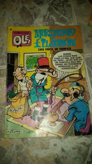 mortadelo y filemon edición 1978