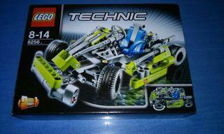 Lego technic 8256 - kart verde