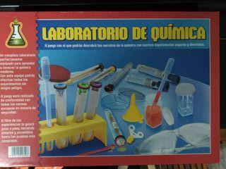 Juego de quimica