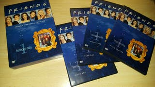 Serie Friends: Temporada 1 en DVD completa