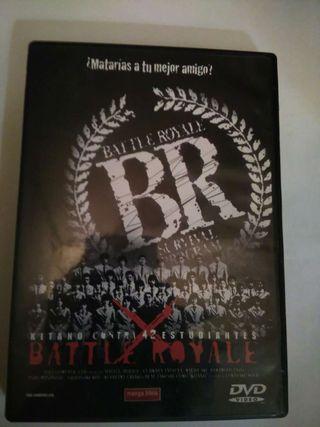 Peli Dvd original BATTLE ROYALE