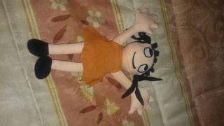 muñeca original del programa grann hermano