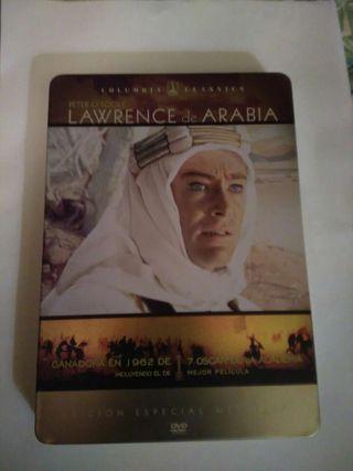 LAWRENCE de ARABIA, edición luxe