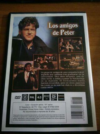 LOS AMIGOS DE PETER, original