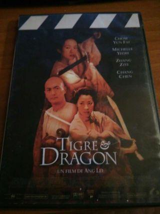 Dvd peli TIGRE &DRAGÓN