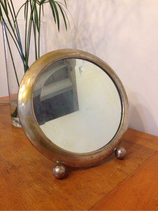 espejo antiguo a os 20 de segunda mano por 20 en sant