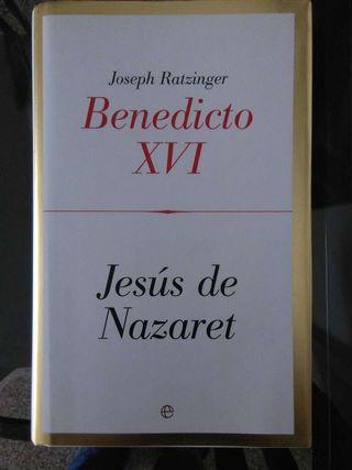 Libro Jesus de Nazaret.