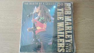 "Bob Marley & The Wailers - Birth of a Legend - Lp ""12"