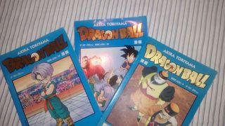 Comics dragon ball manga y anime